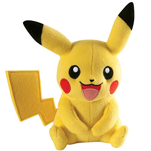 in vendita 89cb1 ca32d Pokémon Small Plush Pikachu